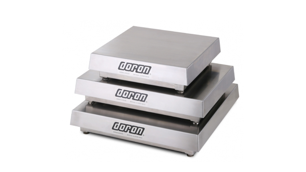 DSS Series Stainless Steel Scale Bases