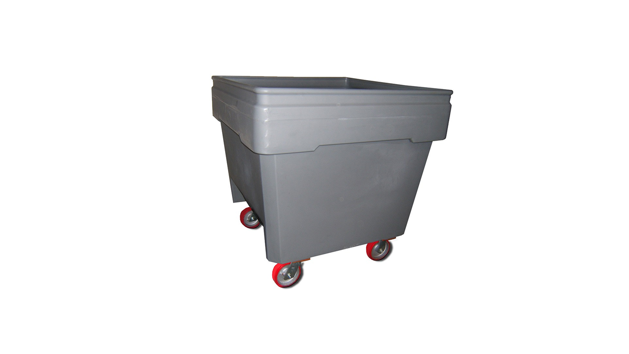Wheeled Industrial Plastic Bins – Imexcousa